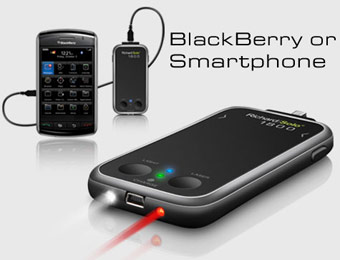 74% off RichardSolo 1800 Backup Battery for BlackBerry/Smartphone