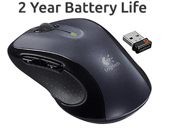 50% off Logitech M510 Wireless Laser Mouse