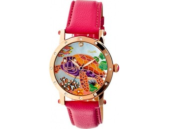 82% off Bertha Watches Chelsea Watch, Pink