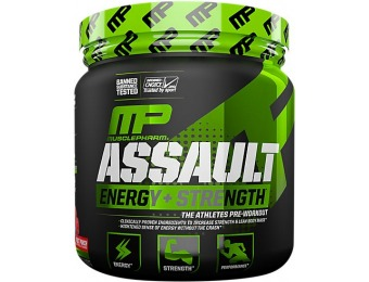 48% off Assault Sport Pre-Workout Drink