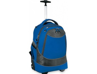 59% off Pacific Gear Horizon Rolling Laptop Backpack