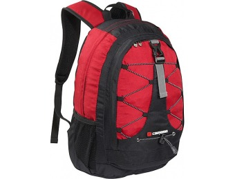 76% off Caribee Impala Day Pack, Red