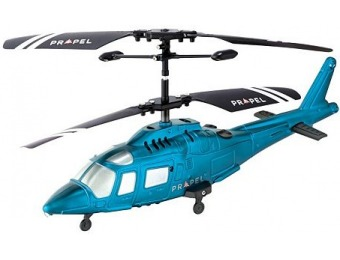 83% off Propel RC Indoor Remote Control Micro Helicopter