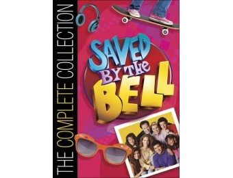 44% off Saved by the Bell: The Complete Collection (DVD)