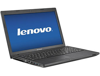 "$130 off Lenovo G505 15.6"" Laptop (AMD A6/4GB/500GB)"