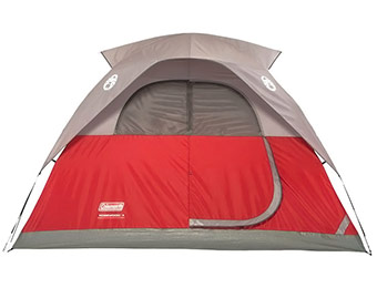 29% off Coleman Flatwoods 4 Person Tent