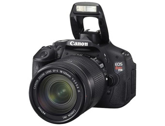 $373 off Canon EOS Rebel T3i SLR 18MP Camera w/ 18-55mm Lens