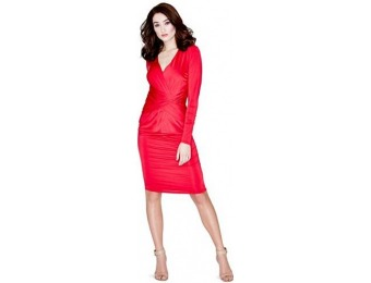 63% off Marciano Elysia Twist Dress