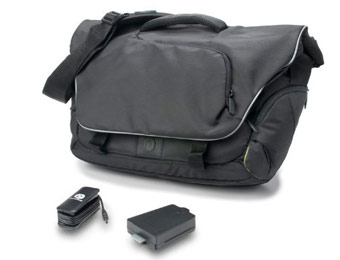 $136 off Powerbag Messenger Bag with Built-In Charging System