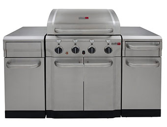 $250 off Char-Broil Rugo Retro 500 4-Burner Gas Grill