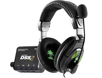 $50 off Turtle Beach Ear Force DX12 Headset for Xbox 360