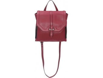62% off French Connection Finn Crossbody, Morello/Morello
