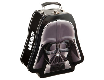Novelty & Character Tin Lunch Boxes only $7, 43 Styles