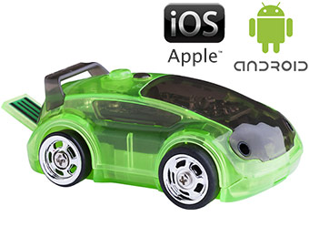 83% off Deskpets Carbot Apple/Android Controlled Car