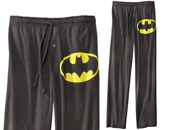 Extra 29% off Men's Batman Sleep Pants