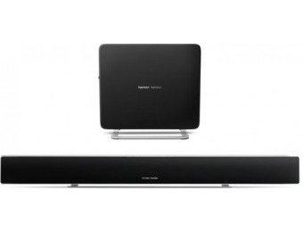 $550 off Harman Kardon SABRE SB35 Soundbar with Sub (Refurb)