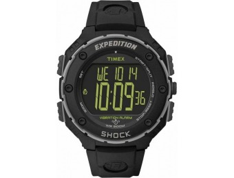 63% off Timex Men's Expedition XL Sport Watch, Black