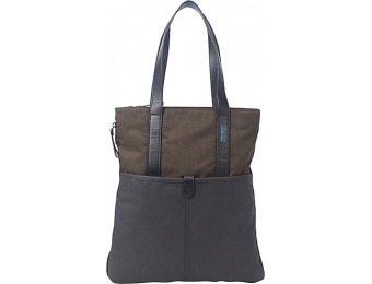 75% off Hedgren Ono Tote - Exclusive Russet/Black