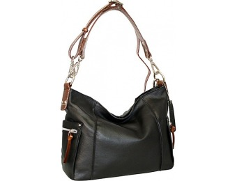 61% off Nino Bossi Peggy Sue Crossbody Leather Handbag