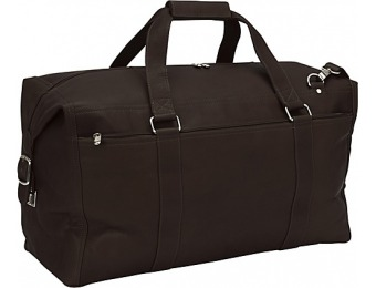 57% off Piel Extra Large Zip-Pocket Duffel