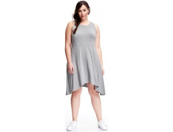 86% off Old Navy Hi Lo Plus Size Tank Dress Size