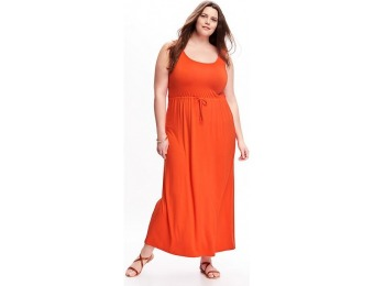 83% off Old Navy Printed Knit Plus Size Maxi Dress
