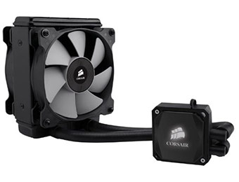$40 off Corsair Hydro Series H80i Extreme Liquid/Water CPU Cooler