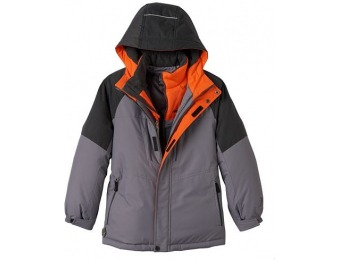 70% off Boys 8-20 ZeroXposur Inventor 3-in-1 Systems Jacket