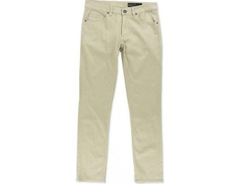 69% off O'neill Men's Slim Twill Pants, Brown