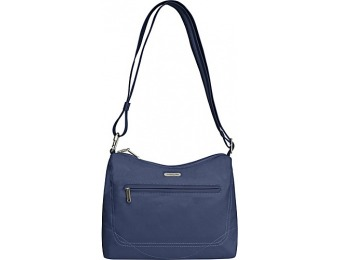 56% off Travelon Anti-Theft Classic Hobo Bag, Midnight