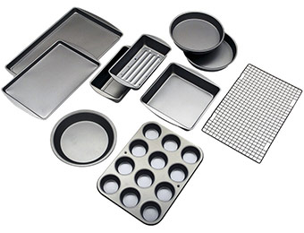 30% off Nonstick 10-pc. Baker's Basics Set