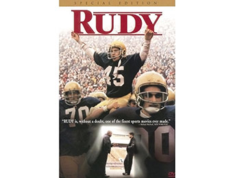 68% off Rudy (Special Edition DVD)