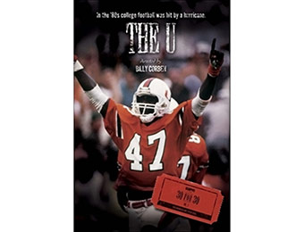 53% off ESPN Films 30 for 30: The U (DVD)