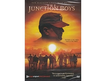 54% off The Junction Boys (DVD)
