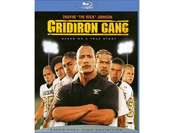 55% off Gridiron Gang (Blu-ray)