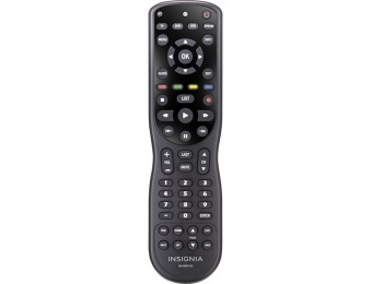 50% off Insignia 4-Device Universal Remote