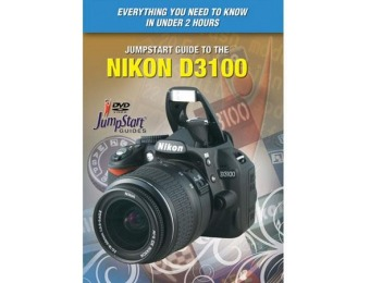 88% off Video Guide for the Nikon D3100 Digital Camera