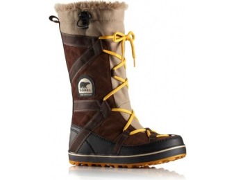 52% off Sorel GLACY EXPLORER 256 Boots