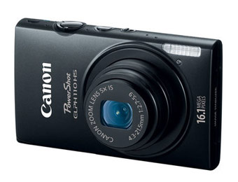 $135 off Canon PowerShot ELPH 110 HS 16.1MP Digital Camera