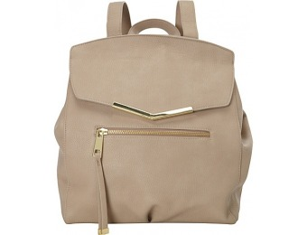70% off T-shirt & Jeans Diagonal Flap Backpack, Sand