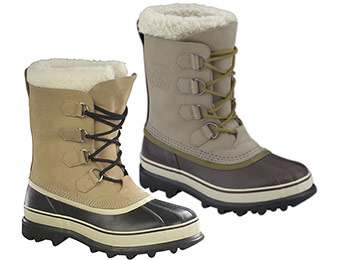 $42 off Sorel Caribou Winter Boots (Men's or Women's)