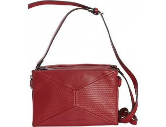 64% off French Connection Shane Crossbody, Morello