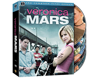 84% off Veronica Mars: The Complete First Season DVD