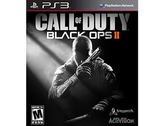 50% off Call of Duty: Black Ops II (Playstation 3)