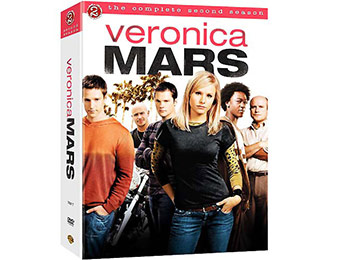 84% off Veronica Mars: The Complete Second Season DVD