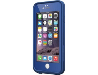 50% off Lifeproof iPhone 6 fre Case, Soaring Blue