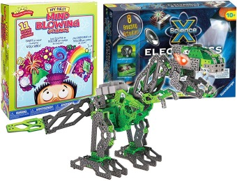 Up to 50% off STEM Toys