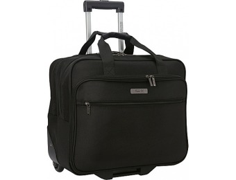 70% off Kenneth Cole Reaction Rolling Laptop Bag