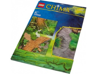 77% off LEGO Legends of Chima Playmat 850899