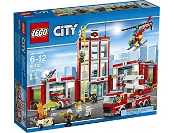 36% off LEGO CITY Fire Station 60110